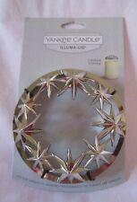 Yankee Candle ILLUMA-LID Candle Topper Star