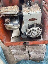 Briggs & Stratton cement mixer Engine