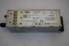 Dell Poweredge R710 / T610 570 Watt Power Supply /  0T327N / T327N