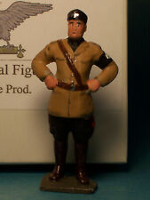Toy Soldiers-World War Two-WW 2-Italian Army-Benito Mussolini-Italy