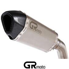 Exhaust for SUZUKI GSXR 600 750 2011 - 2018 GRmoto Muffler Carbon Titanium