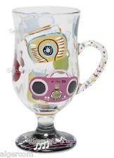 LOLITA Painted RETIRED I Like Mine Hot COFFEE Mug BOOM BOX  Rare  NEW