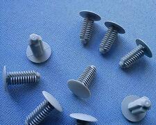 10x Verkleidung Clips Befestigung Klips Halter Universal  9mm grau 78A