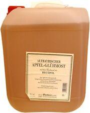 Altbayrischer Apfel-Glühmost 10 Liter Kanister