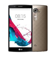 """Débloqué Téléphone LG G4 H815 32Go 16Mpx 3GB RAM - 5.5"""" Androïd 3G 4G LTE - Or"""