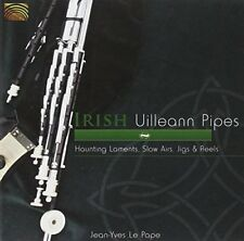 Jean-Yves Le Pape - Irish Uilleann Pipes [CD]