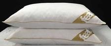 LUSSO Piuma D'oca e verso il basso 85% d'Oca & 15% Piumino 250 fili; coppia di cuscini