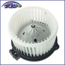 BRAND NEW HEATER BLOWER MOTOR WITH FAN CAGE FOR LEXUS RX330 RX350 RX400H SIENNA