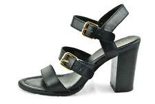 ANN MARINO BY BETTYE MULLER Delia Women's Heels Sandal,Black,8M,0204