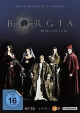 Borgia - Staffel 2  [DC] [4 DVDs] (2013)