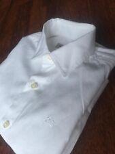 Orig. Burberry Kinder Hemd Bluse T Shirt Gr. 4 Jahre / 104 cm Blau Weiss