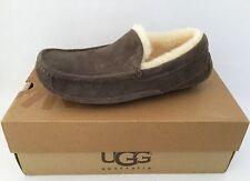 UGG Australia ASCOT Suede/Sheepskin Slipper Men US7 fits Women US8 $110 Espress