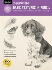 Drawing Basic Textures in Pencil : A Beginner's Guide to Realistic Textures i...