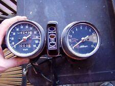 Honda CB 360 - Speedometer / Tachometer Guage Assembly/ Meters- 1975-CB360