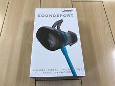Bose SoundSport Wireless In-Ear Bluetooth Headphones - Aqua