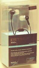 New OEM Ultimate Ears MetroFi 200v In-Ear Stereo Headphones with Microphone