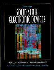 Solid State Electronic Devices by Ben Streetman