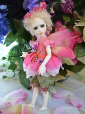 """New Fairies, Elves Bjd Pattern for 8"""" to 11"""" Doll Little Sewing"""
