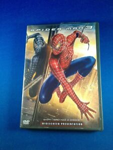 Spider-Man 3 (DVD, 2007) Pre-owned