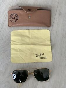 Ray Ban Bausch and Lomb Caravan sunglasses Vintage