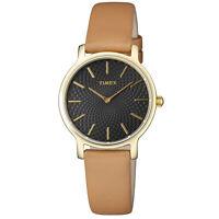 Timex Classics Quartz Movement Black Dial Ladies Watches TWH0Y1000ZA