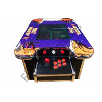 Space Invaders Arcade Coffee Table Machine 412 Retro Games Cabinet UK Made