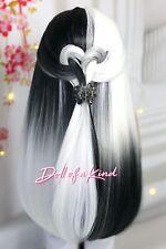 American Girl doll Dalmatian Premium wig Fits most 18'dolls Blythe Og