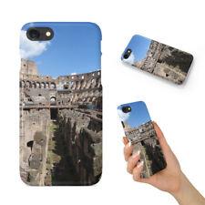 Coliseo Roma Maravillas 4 teléfono duro funda para Apple iPhone
