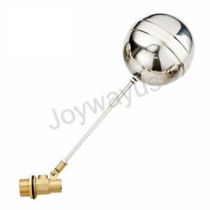 1 inch Thread Float Ball Valve Floating Fittings Automatic Water Control Switch