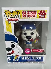 Funko Pop Ad Icons Slush Puppie #106 Flocked Target Exclusive
