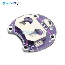 2PCS LilyPad Coin Cell Battery Holder CR2032 Mount Module Compatible For Arduino