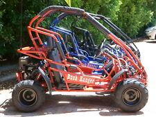 BUSH RANGER 200cc 4 STROKE BUGGY, GO KART, AUTOMATIC ELEC START QUAD ATV.