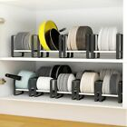 Kitchen Accessories Plate Organizer Dish Holder Storage Racks Drying Rack