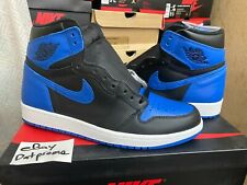 NIKE Air Jordan 1 Retro High OG Royal 2017 NEW Authentic