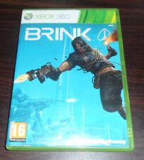 Xbox 360. Brink. (PAL AUS/EUR) Bethesda 2011