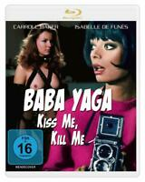 BABA YAGA-KISS ME-KILL ME - FARINA,CORRADO/CARROLL BAKER,EASTMAN   BLU-RAY NEU