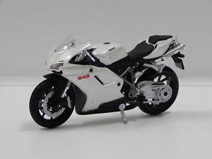 1:18 Ducati 848 Maisto 34007D