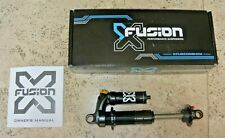 Brand new X-Fusion Vector HLR Coil Rear Mountain Bike Shock 240 / 76mm DH MTB AM