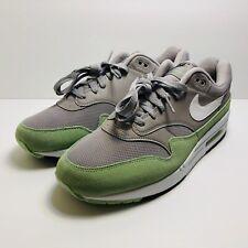 Nike Air Max 1 Fresh Mint Grey Mens Running Shoes AH8145-015 Size 9