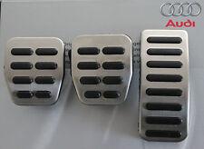 Audi a3 8l original s3 pedalset pedales pedal tapas pedal tapas TT 1 8n s-LINE