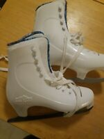 Lake Placid Figure Ice Skates excellent condition size 6 Barely Used
