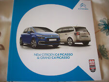 CITROEN C4 PICASSO & GRAND C4 PICASSO PRODUCT SPECIFICATION AUGUST 2016