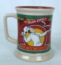The Polar Express 3D Hot Hot We Got It Cocoa Coffee Mug