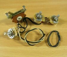 Fender American Vintage 57 Stratocaster Pots Switch Harness Prewired 57 Strat