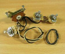Fender American Vintage 57 Stratocaster Pots Switch Harness Prewired 57 Strat