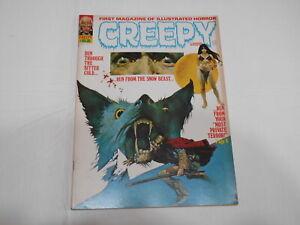 Creepy #52, (Warren), 6.5 FN+