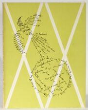 Xx Siecle Juin 1952 Original Lithographs Miro Calder Henri Michaux Giacometti
