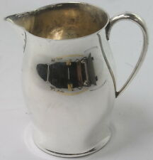 Vintage Tiffany & Co Paul Revere Reproduction Sterling Silver Creamer Pitcher