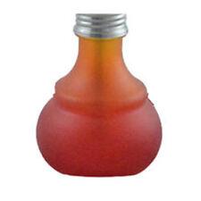 Shisha Ersatzbowl Origins Aladin Ersatz Glas Bogota rot-orange rund