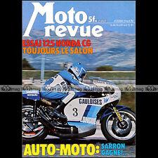 MOTO REVUE N°2288 DUCATI 900 SS ADLER 250 MBS HONDA CG 125 RCB 750 BOL D'OR '76